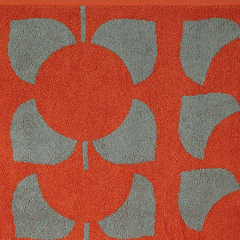 Buy Orla Kiely Square Flower Towels Online at johnlewis.com