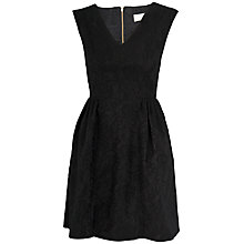 Buy Almari Lace Dress, Black Online at johnlewis.com