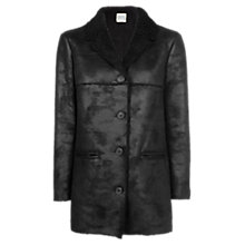 Buy Mango Shearling Coat Online at johnlewis.com