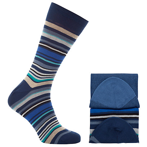 Buy John Lewis Egyptian Cotton Socks, Pack of 2 Online at johnlewis.com