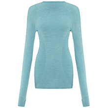 Buy Manuka Seamless Long Sleeve Top Online at johnlewis.com