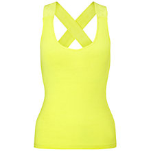Buy Manuka Sunlight Vest, Yellow Online at johnlewis.com