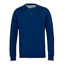 Buy JOHN LEWIS & Co. Crew Neck Jumper, Indigo Online at johnlewis.com