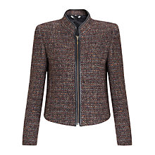 Buy Jigsaw Winter Sparkle Jacket Online at johnlewis.com