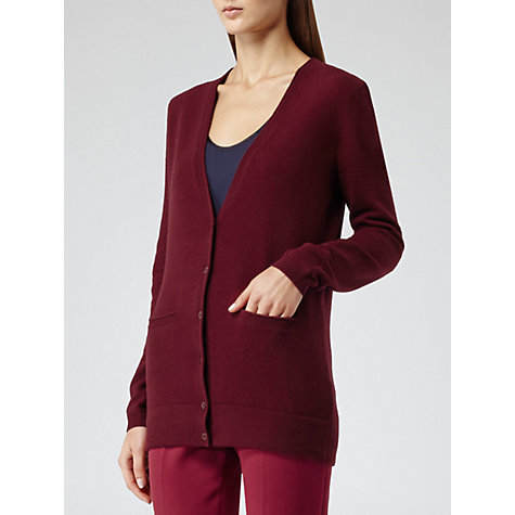 Buy Reiss Mossie Cardigan Online at johnlewis.com