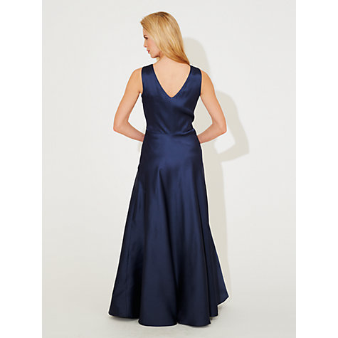 Buy Damsel in a dress Florintina Dress, Navy Online at johnlewis.com