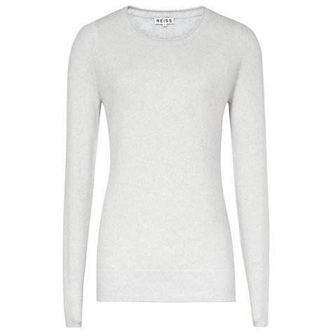 Buy Reiss Honey Merino-blend Jumper Online at johnlewis.com