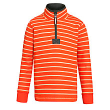 Buy John Lewis Boy Funnel Stripe Jumper Online at johnlewis.com