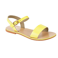 Buy Kin by John Lewis Leather Sandals Online at johnlewis.com