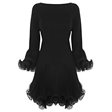 Buy Coast Cher Dress, Black Online at johnlewis.com
