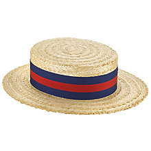 Buy Olney Boater Hat Online at johnlewis.com