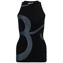 Buy Manuka OM Vest, Black/Grey Online at johnlewis.com