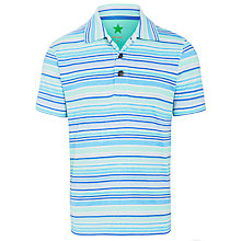Buy John Lewis Boy Stripe Polo Shirt Online at johnlewis.com