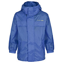 Buy Trespass Boys' Packa Jacket, Blue Online at johnlewis.com
