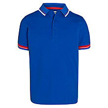 Buy Ben Sherman Boys' Pique Polo Shirt Online at johnlewis.com