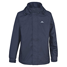 Buy Trespass Nabro Rain Jacket, Navy Online at johnlewis.com