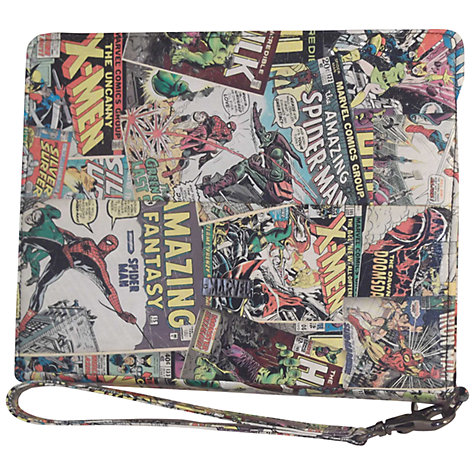 Buy Marvel Superhero Comic iPad Case Online at johnlewis.com