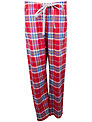 Cyberjammies Nicole Check Pyjama Pants, Multi