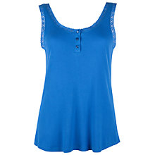 Buy Cyberjammies Rebecca Vest, Blue Online at johnlewis.com