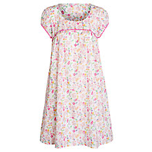 Buy John Lewis Ditsy Floral Nightdress, Multi Online at johnlewis.com