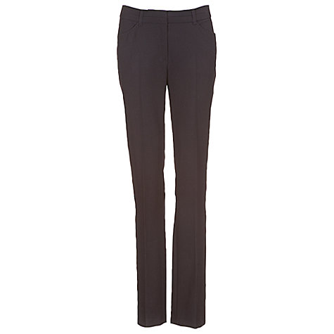 Buy Betty Barclay Smart Trousers, Black Online at johnlewis.com
