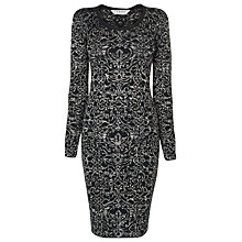 Buy L.K. Bennett Torino Dress, Black Online at johnlewis.com