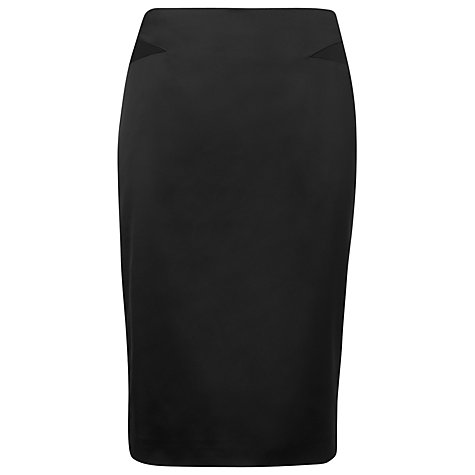 Buy L.K. Bennett Melba Skirt, Black Online at johnlewis.com
