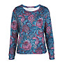 Buy Miss Selfridge Floral Print Sweatshirt, Multi Online at johnlewis.com