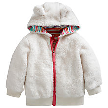 Buy Baby Joule Beatrice Fleece, Cream Online at johnlewis.com
