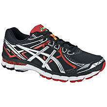 Buy Asics Men's GT-2000 Gore Running Shoes, Black/Red Online at johnlewis.com