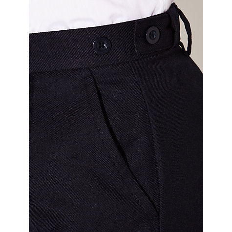 Buy John Lewis Boys' Senior Tailored Fit Easy Care School Trousers Online at johnlewis.com