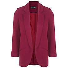 Buy Miss Selfridge Ponte Blazer Online at johnlewis.com