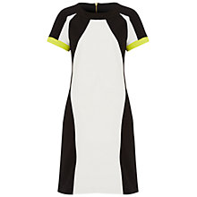 Buy Miss Selfridge Colour Block Dress, Assorted Online at johnlewis.com