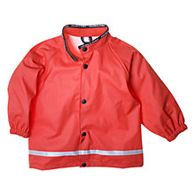 Buy Polarn O. Pyret Classic Rain Jacket, Poppy Online at johnlewis.com