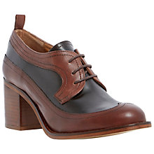 Buy Bertie Astor Leather Shoe Boots Online at johnlewis.com