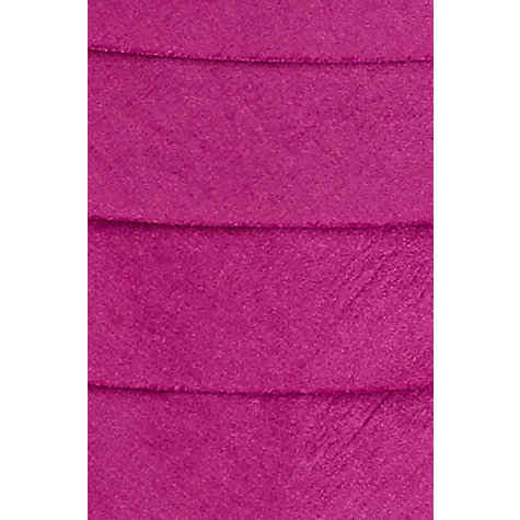 Buy Alexon Shimmer Bardot Dress, Pink Online at johnlewis.com