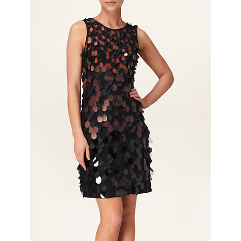 Buy Phase Eight Lulabelle Dress, Black Online at johnlewis.com