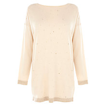 Buy Oasis The Gracie Knitted Top Online at johnlewis.com
