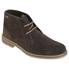 Buy Barbour Readhead Suede Chukka Boots Online at johnlewis.com