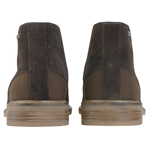 Buy Barbour Readhead Suede Chukka Boots, Brown Online at johnlewis.com