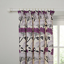 Buy Sanderson Tree Tops Lined Pencil Pleat Curtains Online at johnlewis.com