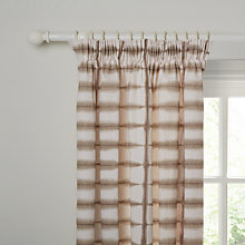 Buy Scion Navajo Lined Pencil Pleat Curtains Online at johnlewis.com