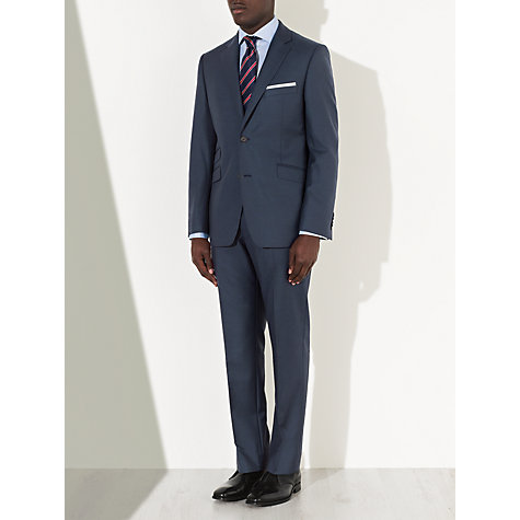 Buy John Lewis Tailored Italian Tonic Suit Jacket, Airforce Blue Online at johnlewis.com