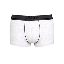 Buy Hugo Boss Cotton Stretch Trunks Online at johnlewis.com