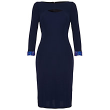 Buy Damsel in a dress Mahina Dress, Blue Online at johnlewis.com