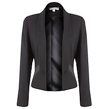 Buy Kaliko Tuxedo Jacket, Black Online at johnlewis.com