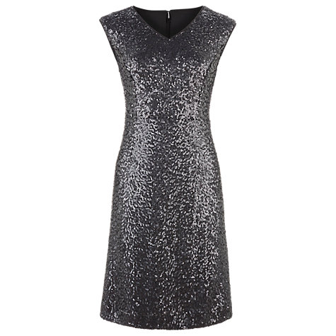 Buy Kaliko Sequin Dress, Multi Online at johnlewis.com