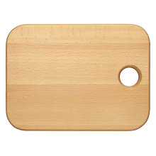 Buy John Lewis Scandi Beech Chopping Board Online at johnlewis.com