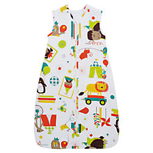 Buy Grobag Carnival Baby Travel Bag, 1 Tog, White/Multi Online at johnlewis.com