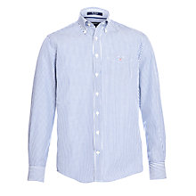 Buy Gant Banker Oxford Stripe Shirt Online at johnlewis.com